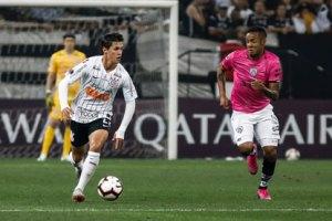 Corinthians perde para Del Valle em casa e se complica na Sul-Americana