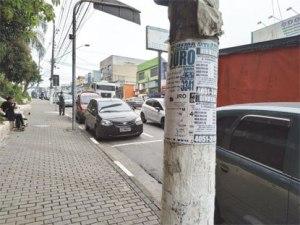 Prefeitura de Diadema intensifica fiscalização de publicidade