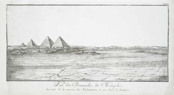 Τέταρτη Μαύρη Πυραμίδα στην Γκίζα