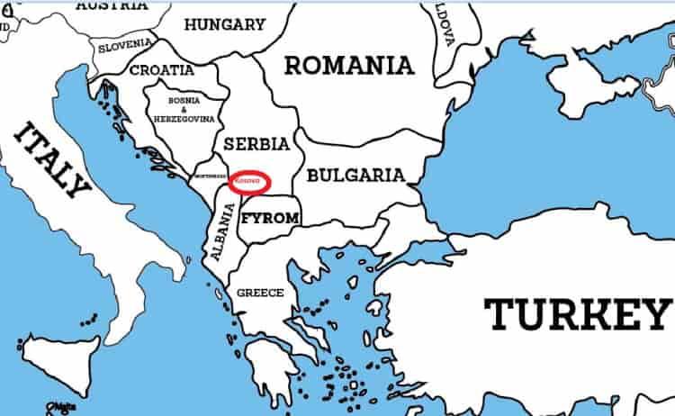 Η Μυστήρια Αμερικανική «μέγα-βάση» στην πόρτα της Ελλάδας…