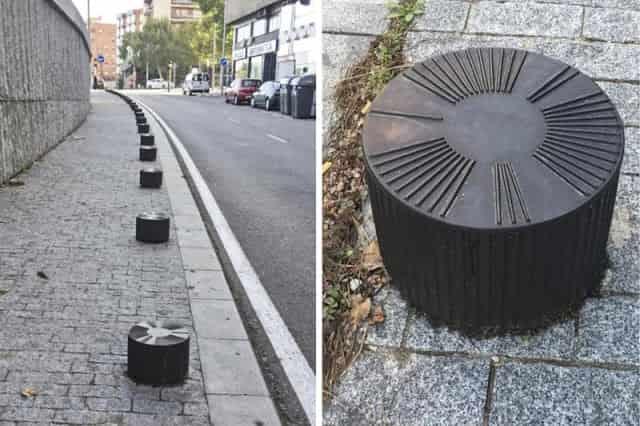 Τι Κώδικα Κρύβουν τα Κολωνάκια στους Δρόμους της Μαδρίτης;