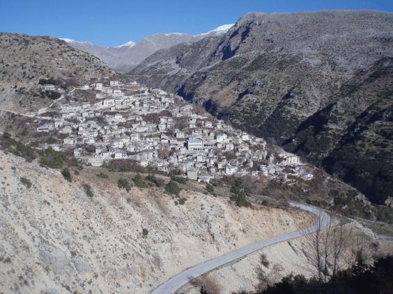 anapnoes.gr : big syrrako3 Τα 11 πιο όμορφα ελληνικά χωριά. Αντέχετε τόσο ομορφιά;