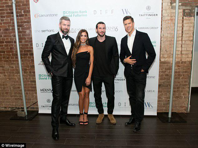 Too busy now: This season sees the return of Ryan Serhant, who said he and his new wife Emilia Bechrakis are not trying to expand their family any time soon
