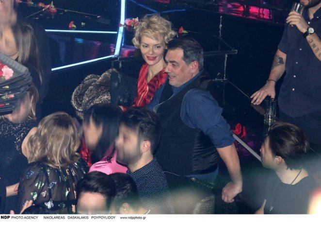 Χριστοπούλου: Ο σύντροφός μου είναι αρσενικό, τον βλέπεις & λες Παναγία μου