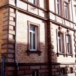 Foto - Das Diakonissenhaus in der Karolinenstraße