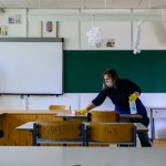 Iskolai takarítás