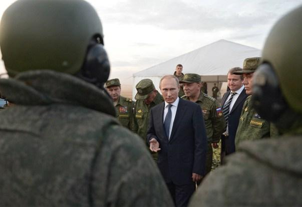 Путин Сирия