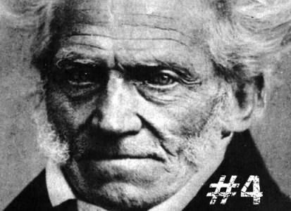 El arte de ser feliz por Arthur Schopenhauer (Regla #4)
