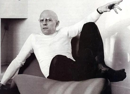 Michel Foucault, sa