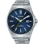 PS9603X1 Blauw/Zilver