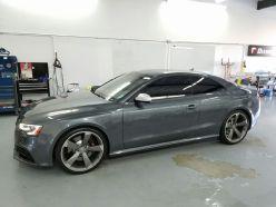 Seattle audi auto glass tinting