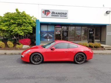 Diamond Window Tinting  Seattle Washington