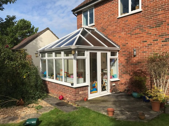 Conservatory Clean
