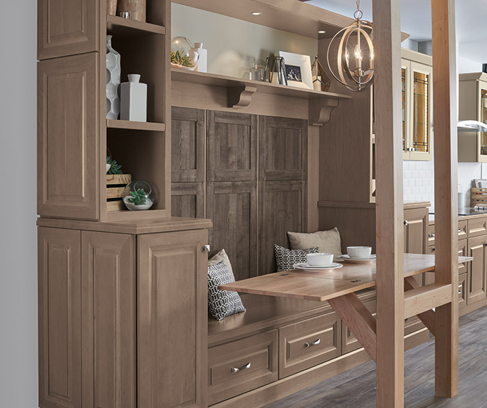 Transitional Kitchen With A Neutral Palette Diamond