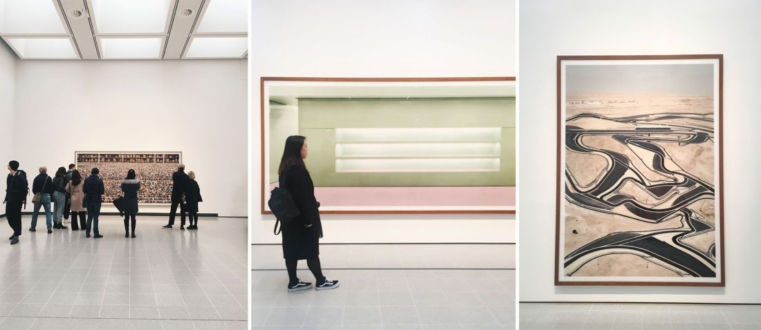 Andreas Gursky Collage