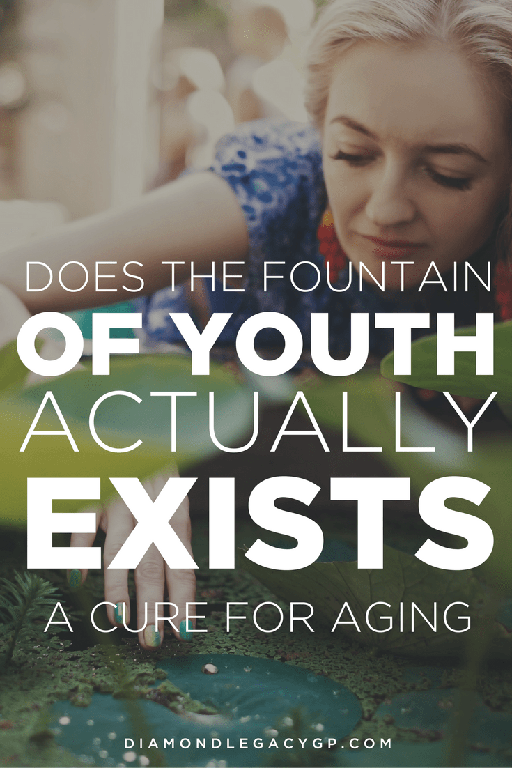 Does the fountain of youth actually exists? Niagen