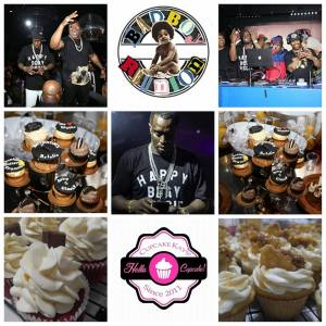 Puffy Daddy & The Bad Boy Family's 20th Anniversary feat Cupcake Kay's desserts