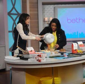 Danielle Ellis of Ruly magazine on Reality star Bethenny tv show