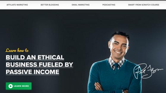 Smart Passive Income Website