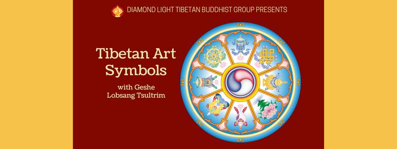 Tibetan Art Symbols with Geshe Lobsang Tsultrim
