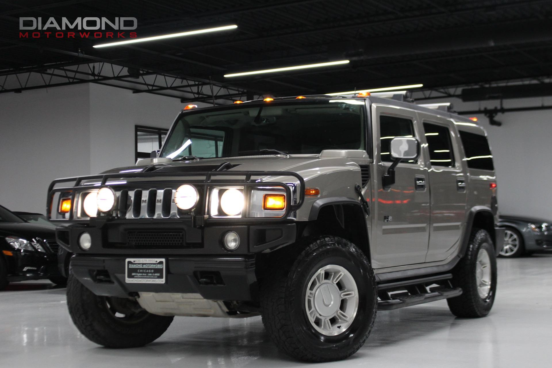 2003 Hummer H2 With Gm Accessories Gallery Cars Wallpaper Free