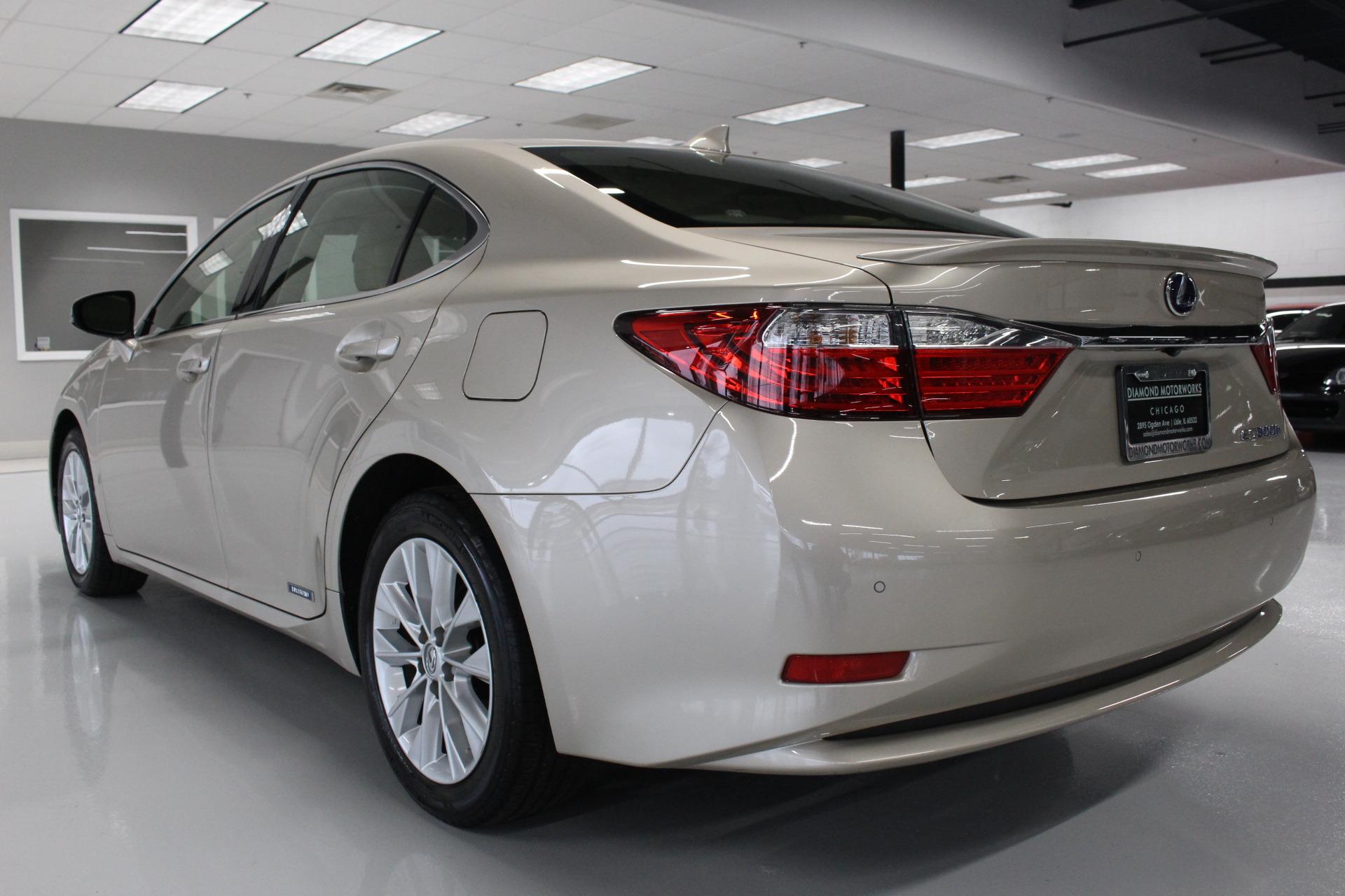 2015 Lexus ES 300h 4dr Sedan Hybrid Stock for sale near