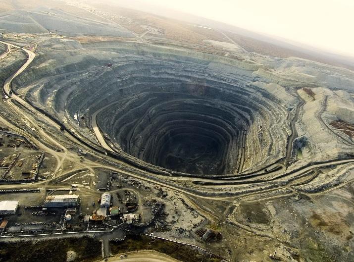 Image result for catoca diamond mine