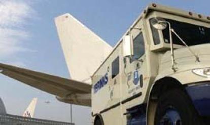 Brink's of Belgium truck robbed of lots of diamonds