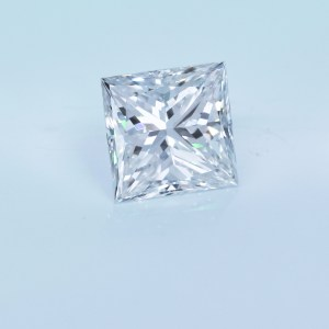 2.01 Carat Princess Cut Loose Diamond. VS2 Clarity, I Color. Sku#190-04424