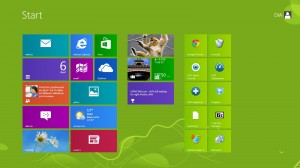 Start Windows 8