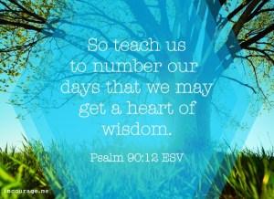 NumberOurDays.psalm90
