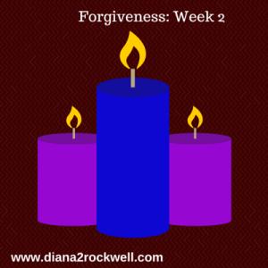 Forgiveness week 2