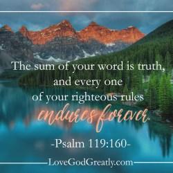 Psalm 119 W8D5