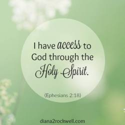 Access To God