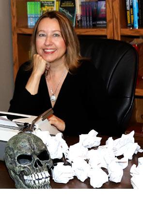 Author Wendy Roberts
