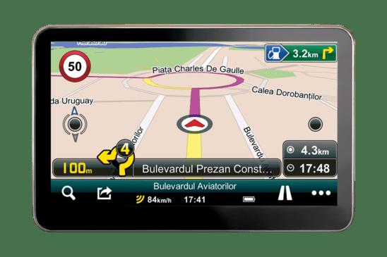 navigatie GPS