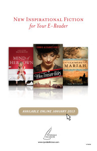 book covers for Mind of Her Own, Claiming Mariah, Where the Treasure Hides