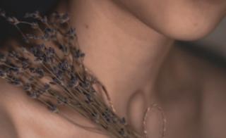 neck area