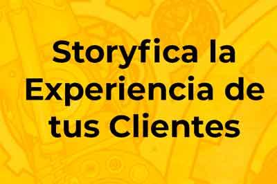 Storytelling para Experiencia de Cliente