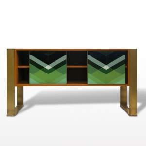 Muebles con Cristal, Muebles de Diseño de Salon | Muebles a Medida Slug