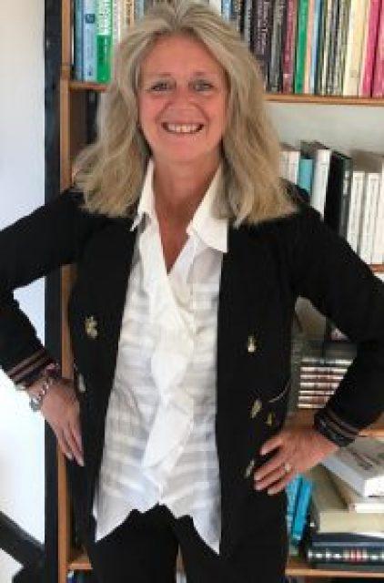 Diana Janney - writer, novelist, author, UK