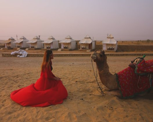 Jaisalmer Camel Ride