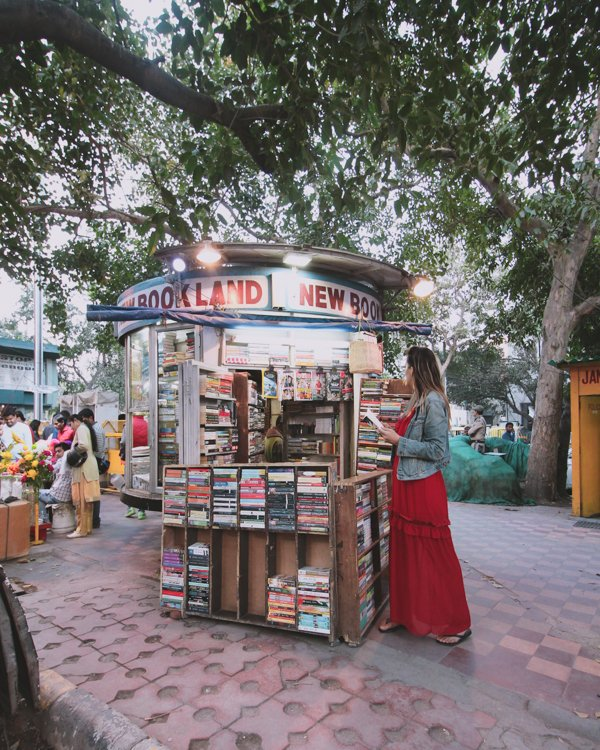 What to see in Delhi: Janpath market