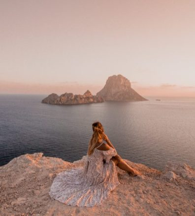 Sunset Ibiza Es Vedra