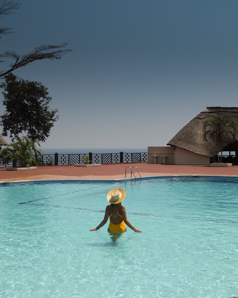 Safari Style Swimsuit