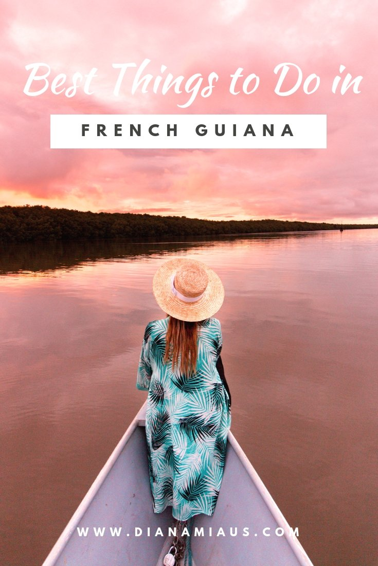 Best things to do in French Guiana