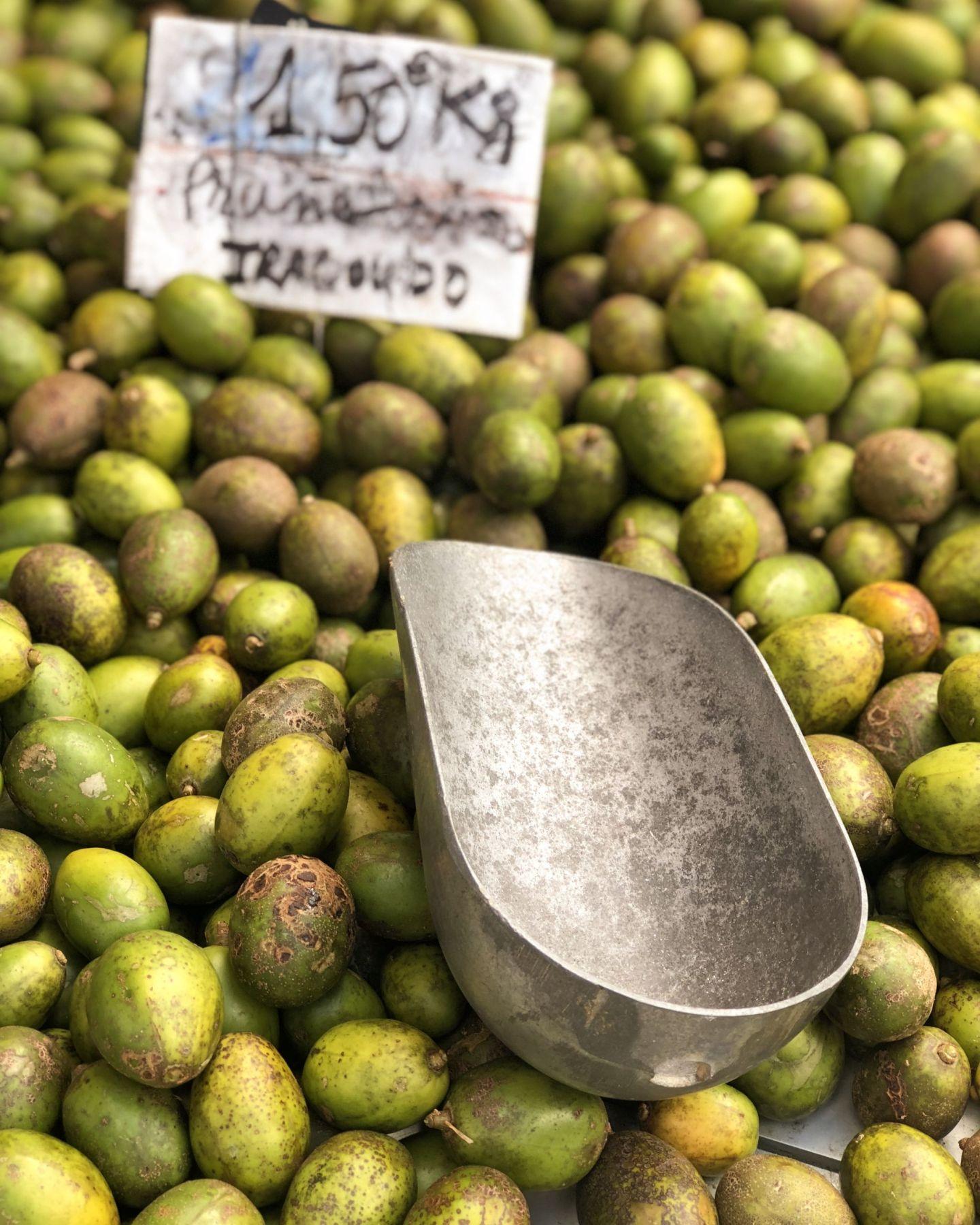French Guiana mercado