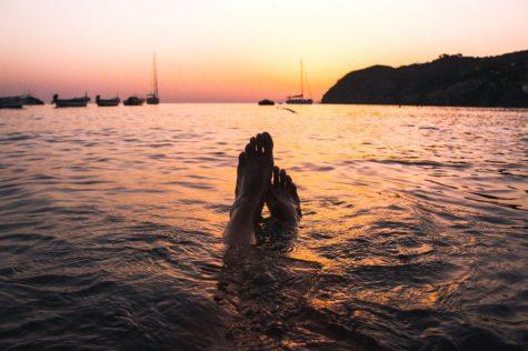 Sunset Levanto Cinque Terre