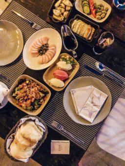 Zaya Nurai restaurants