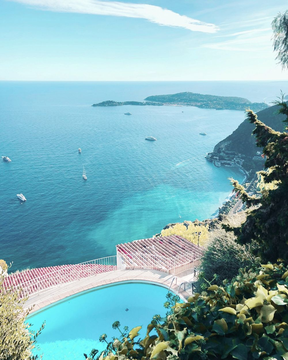 French Riviera Weekend Road Trip